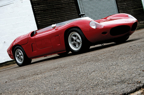Ferrari 196SP Recreation