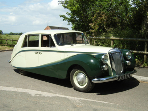 1953 Daimler Empress Series II