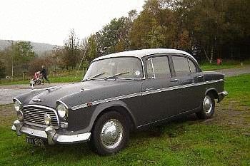 1963 Humber Hawk Series III Saloon