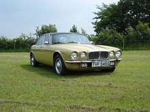 1977 Daimler Sovereign 4.2-Litre Saloon