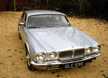 1978 DAIMLER SOVEREIGN 4.2