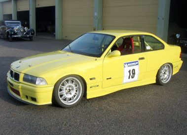 1996 BMW M3 RACING COUPE