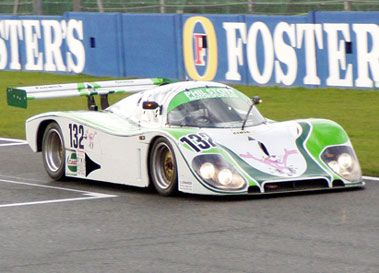 1986 TIGA GROUP C2 PROTOTYPE