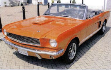 1965 FORD MUSTANG 'SHELBY RECREATION' CONVERTIBLE