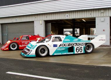 1983/5 EMKA-ASTON MARTIN GROUP C1 RACE CARS