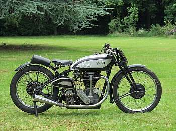 c.1934 Norton 490cc International Model 30