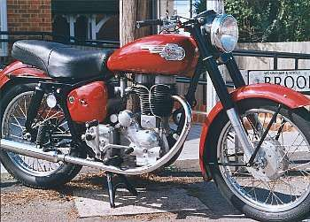 c.1959 Royal Enfield 350cc Clipper