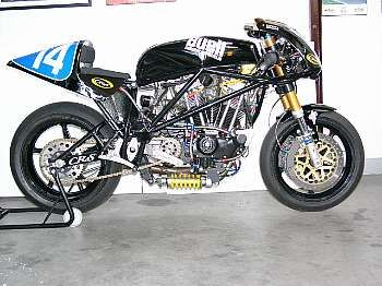 c.1985/86 Buell RR1000R Racing Motorcycle