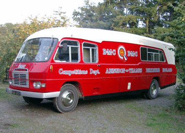 1959 BMC RACE TRANSPORTER