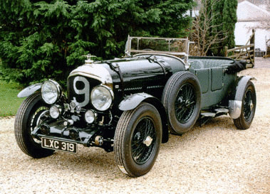 1950/2006 BENTLEY EIGHT LE MANS EVOCATION