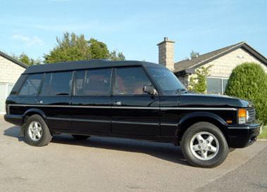 1994 Range Rover Se Townley Stretch Limousine Picture