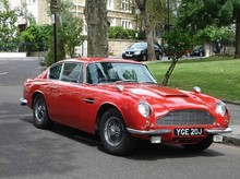 1971 Aston Martin DB6 Mk2 Saloon<BR><B>1971 Aston Martin DB6 MK2 Saloon</b><BR>Registration no. YGE 20J<BR>Chassis no. DB6Mk2/4344/R<BR>Engine no. 400/4808