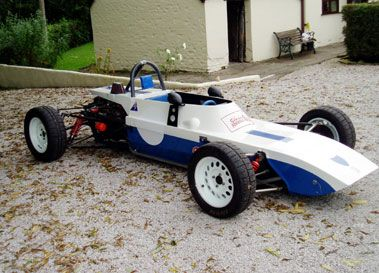 Ford And Ford Auction >> 1973 DULON MP15 FORMULA FORD 1600 - Picture Gallery - Motorbase