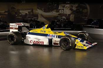 1988 Williams-Judd FW12 Formula 1 Racing Single-Seater