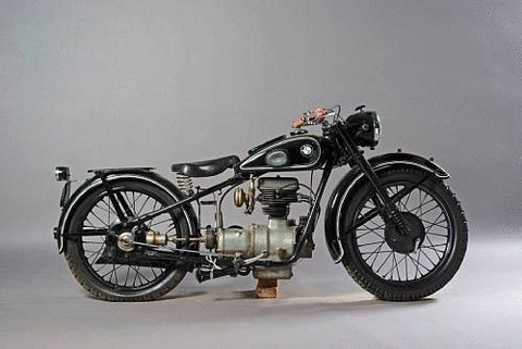 1939 Bmw 247cc R23 Picture Gallery Motorbase