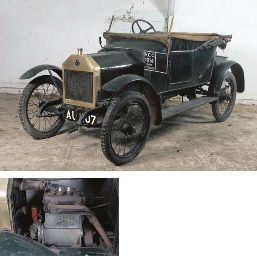 1914 SWIFT 7HP TWO SEATER CYCLECAR
