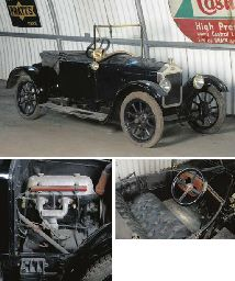 c.1920 WOLSELEY 10.5 hp TWO SEATER WITH DICKEY