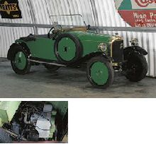 1922 BELSIZE-BRADSHAW 9HP SPORTING TWO SEATER