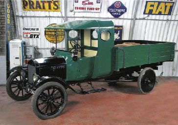 1926 FORD MODEL TT PICK-UP TRUCK