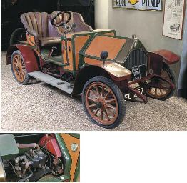 c.1910 PHOENIX 8-10HP TWO SEATER