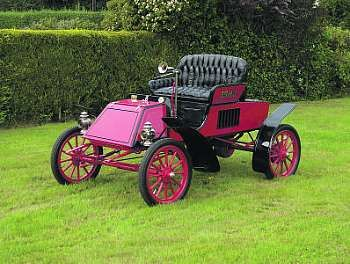1903 Rambler  6 1/2hp Model E Two Seater Runabout