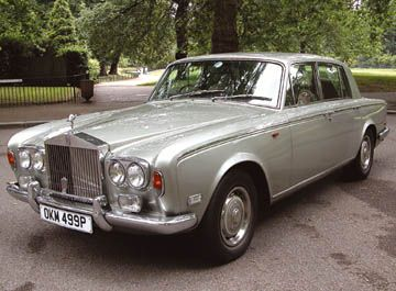 1976 Rolls-Royce Silver Shadow Series I