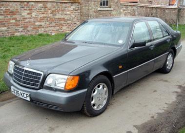 1992 mercedes benz 500 se picture gallery motorbase for Mercedes benz 500se