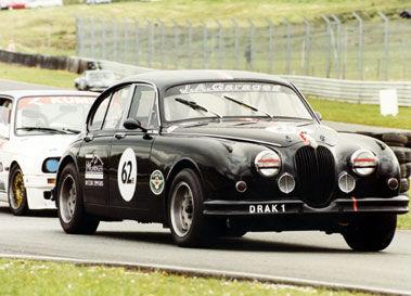 Jaguar Mk2 3 8 Litre Racecar Picture Gallery Motorbase