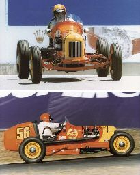 c.1936 WINFIELD-FORD SPECIAL RACE CAR