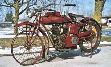 1914 INDIAN MOTORCYCLE 'HENDEE SPECIAL'
