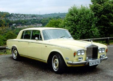 1976 ROLLS-ROYCE SILVER SHADOW I