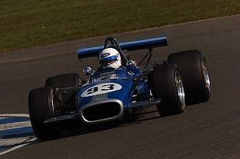 1969  Lola-Chevrolet T142 Formula 5000 Racing Single-Seater