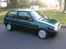 1993 Rover Metro 1.4Si Hatchback