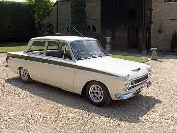 1964 Ford Lotus Cortina Mk1 Special Equipment Saloon