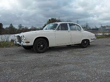 1968 Daimler Sovereign 4.2 litre Saloon