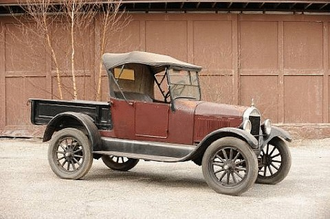 1926  Ford  Model T Roadster Pickup