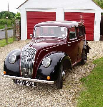 1948 Morris Eight Series E Saloon
