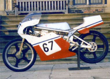 1984 WICKS 80cc GP