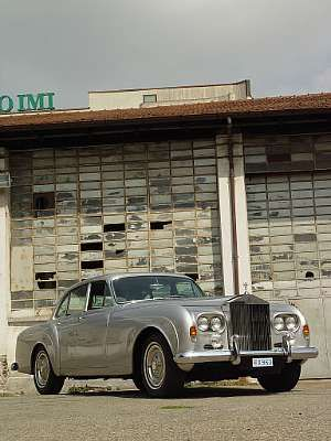 1963 Rolls-Royce Silver Cloud III Flying Spur Saloon