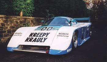 1983-1984 March-Porsche 83G/84G  Group C Endurance Racing Coupe