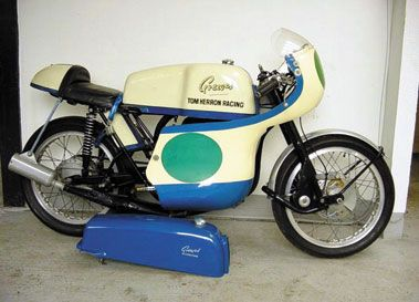 1964 GREEVES SILVERSTONE RBS 250cc