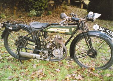 1928 ROYAL ENFIELD 350 SIDE VALVE