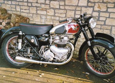 1955 MATCHLESS CLUBMAN