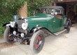 1933 ALVIS FIREFLY TWO SEATER WITH DICKEY