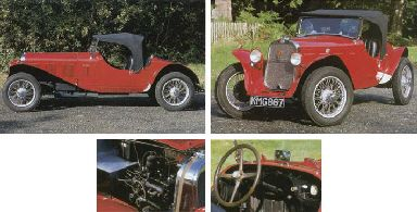 1930 FIAT 514 MM TWO SEATER SPORTS