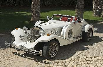 1989 Excalibur Series V Roadster