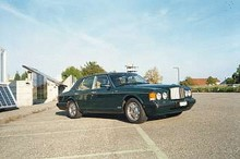 c.1998 Bentley Brooklands R Mulliner Sports Saloon
