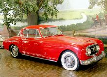 1954 NASH-HEALEY COUPE