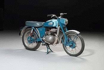 1961 Greeves 249cc Sports Twin
