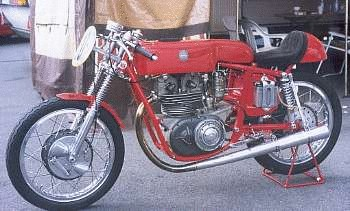 1958/59 Benelli 248cc Grand Prix Racing Motorcycle